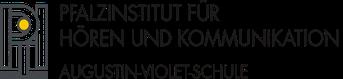 Logo des Pfalzinstitus für Hören und Kommunikation in Frankenthal