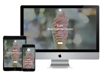 Julia Schuchardt Communications Reference JeaSi Real Fruit Ice Cream