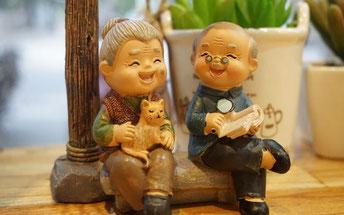 老後の楽しい生活のはじまり