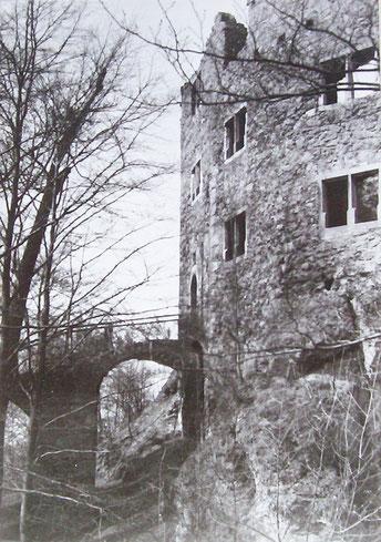 Burg vor 1966