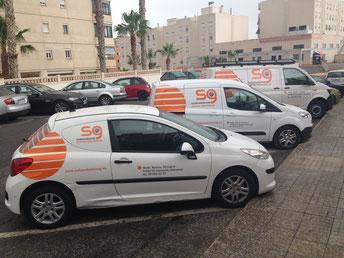Puertas automáticas Alicante Automatismos SG