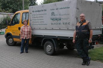 Home Galabau Haesterss Webseite