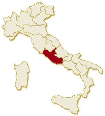 Italia regione Lazio