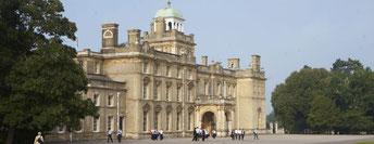 Un séjour linguistique pendant les vacances d'été en angleterre en anglais à Culford à Cambridge avec select English pour des adolescents de 12 à 16 ans