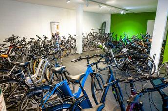 e-Bikes  in der e-motion e-Bike Welt Hamburg kaufen