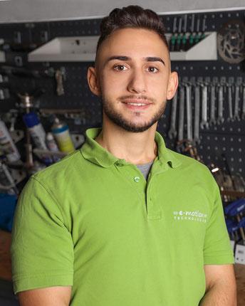 Cristian Albo, e-Bike Experte