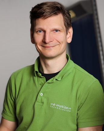Andreas Hambermann, FIlialleiter