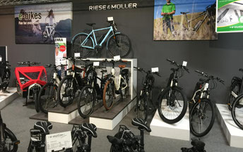 Der e-motion e-Bike Premium Shop in Hamm