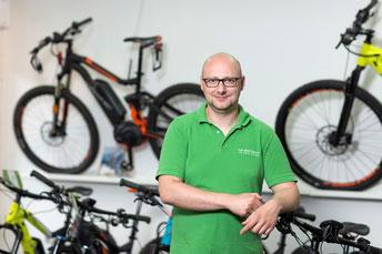 Nils Goy: Werkstattleiter - e-Bike Ergonomie