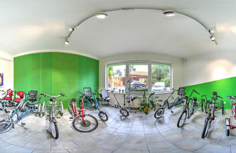 Die e-motion e-Bike Welt in Frankfurt