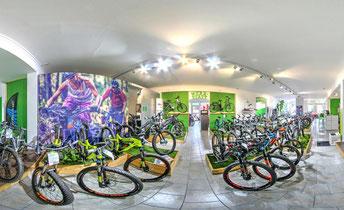 e-Bike Händler von der e-motion e-Bike Welt in Frankfurt