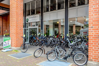 e-Bikes im e-motion e-Bike Premium Shop in Hannover kaufen