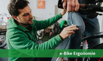 Schluss mit tauben Fingern und schmerzendem Rücken - e-Bike Ergonomie mit Beratung vom Experten