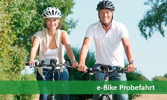 Intensive Beratung und kostenlose Probefahrten in all unseren e-motion e-Bike Shops