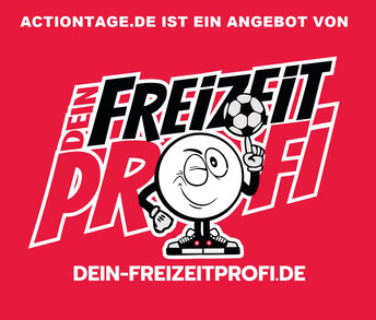 Deine Actiontage im Eichsfeld bei Thüringen werden dir präsentiert von Dein Freizeitprofi