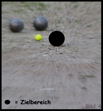 Boule - Pétanque / Schusstraining / Tireurtraining im Spiel 4