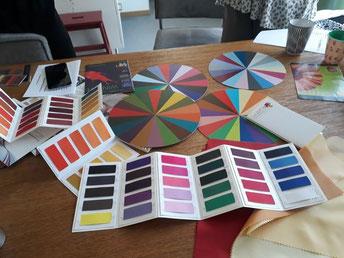 Workshop kleur