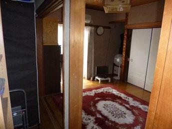 1階和室施工前1