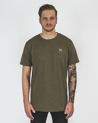 holywhat, hlywht, basic, series, streetwear, tshirt, olive, clean, simple