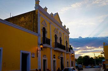 San Miguel Arcangel Hotel - Izamal - Mexique