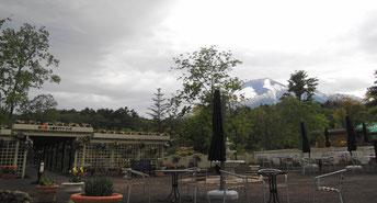 ここからも岩手山!月曜日なのでかなり空いていてゆっくり散策できました。