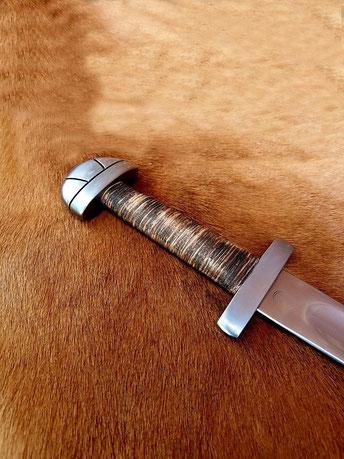 Der Berggeist Wikingerschwert Petersen Typ U Codex Belli Schwert