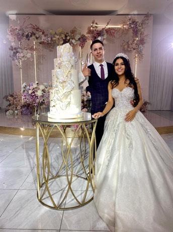 Свадебный торт в ростов