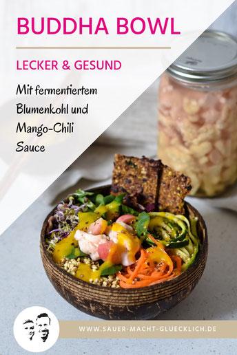 fermentierter Blumenkohl