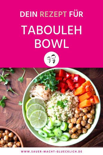 Tabouleh-Bowl