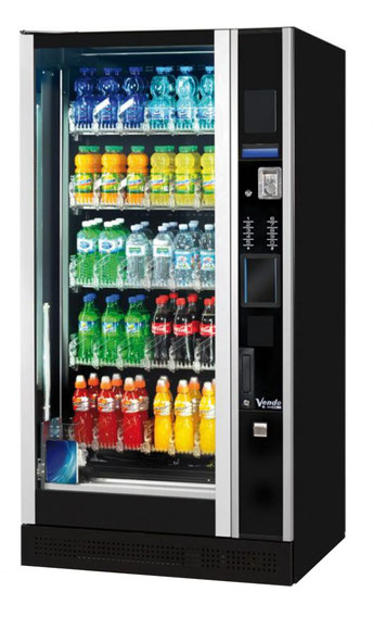 Getränkeautomat Glasfront Vendo G-Drink Design DC6