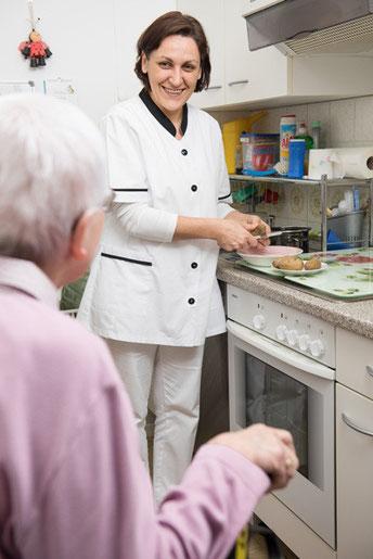 Haushaltshilfe für pflegebedürftige Menschen in München