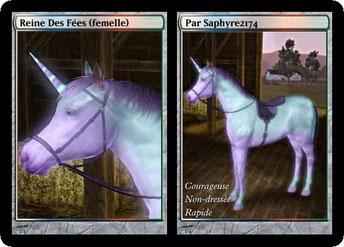 Sims2 animaux licorne