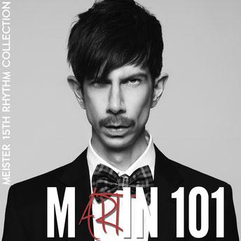 Martin Meister alias Martin 101.