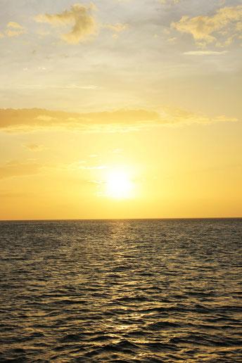 Sonnenuntergang Canon