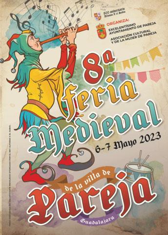 Feria y Mercado Medieval de Pareja