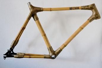 STARK Bamboo Rahmen