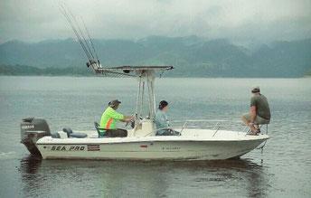 Half or Full day Sport Fishing at Lake Arenal