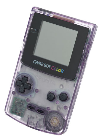 Nintendo Game Boy Color, 1998