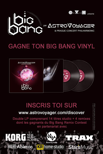 ASTROVOYAGER BIG BANG REMIX CONTEST