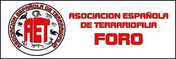 Asociación española de terrariofilia
