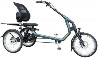 Van Raam Easy Rider Sessel-Dreirad mit Elektromotor finanzieren mit 0%-Finanzierung