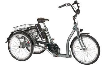 Pfau-Tec Torino Shopping-Dreirad mit Elektromotor finanzieren mit 0%-Finanzierung