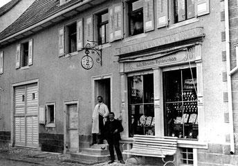 Spiegelstraße 1906
