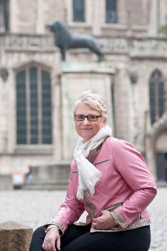 Fachanwältin Sabine Kleinke Braunschweiger Löwe
