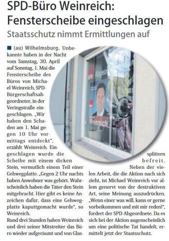 Neuer Ruf Wilhelmsburg 07.05.16
