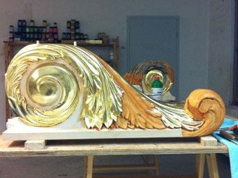 Kircheninventar restaurieren, vergolden, aufbereiten, lassen, hessen, thüringen, vergoldermeister deutschland
