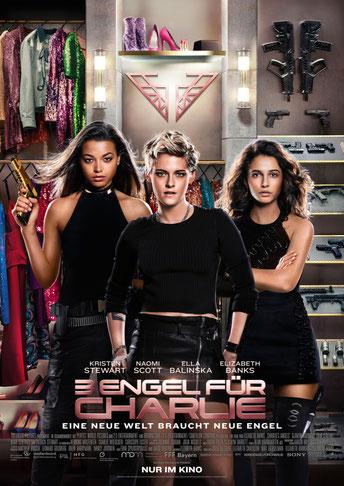 3 Engel für Charlie Plakat