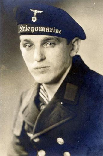 MaschObGefr. Freund - Bild: Archiv Maik Freund