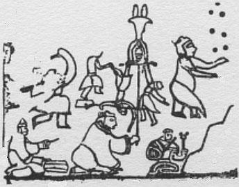 Musiciens, danseurs, jongleur, acrobates. Henri Maspero (1883-1945) : La vie privée en Chine à l'époque des Han. — Conférence au musée Guimet, le 29 mars 1931. Parution dans la Revue des Arts Asiatiques, Paris, 1932, tome VII, pages 185-201.