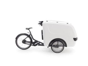 Babboe Lastenfahrrad mit Elektromotor Pro Trike-E